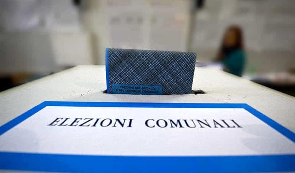 ELEZIONI COMUNALI 2019 - LISTE AMMESSE