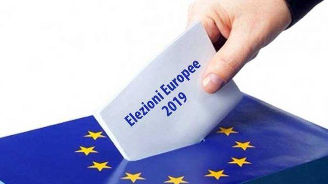 ELEZIONI EUROPEE DEL 26-05-2019 - LISTE AMMESSE
